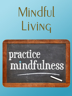 Mindful EssentialHz Community Chats - Mindful Living