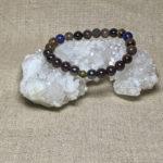 Archangel Zadkiel Natural Gemstone Male Energy Aromatherapy Bracelet