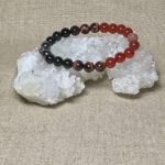 Archangel Gabriel Gemstone Crystal Masculine Energy Aromatherapy Bracelet