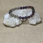 Archangel Jophiel Gemstone Crystal Masculine Energy Aromatherapy Bracelet