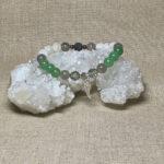Archangel Raphael Gemstone Crystal Feminine Energy Aromatherapy Bracelet