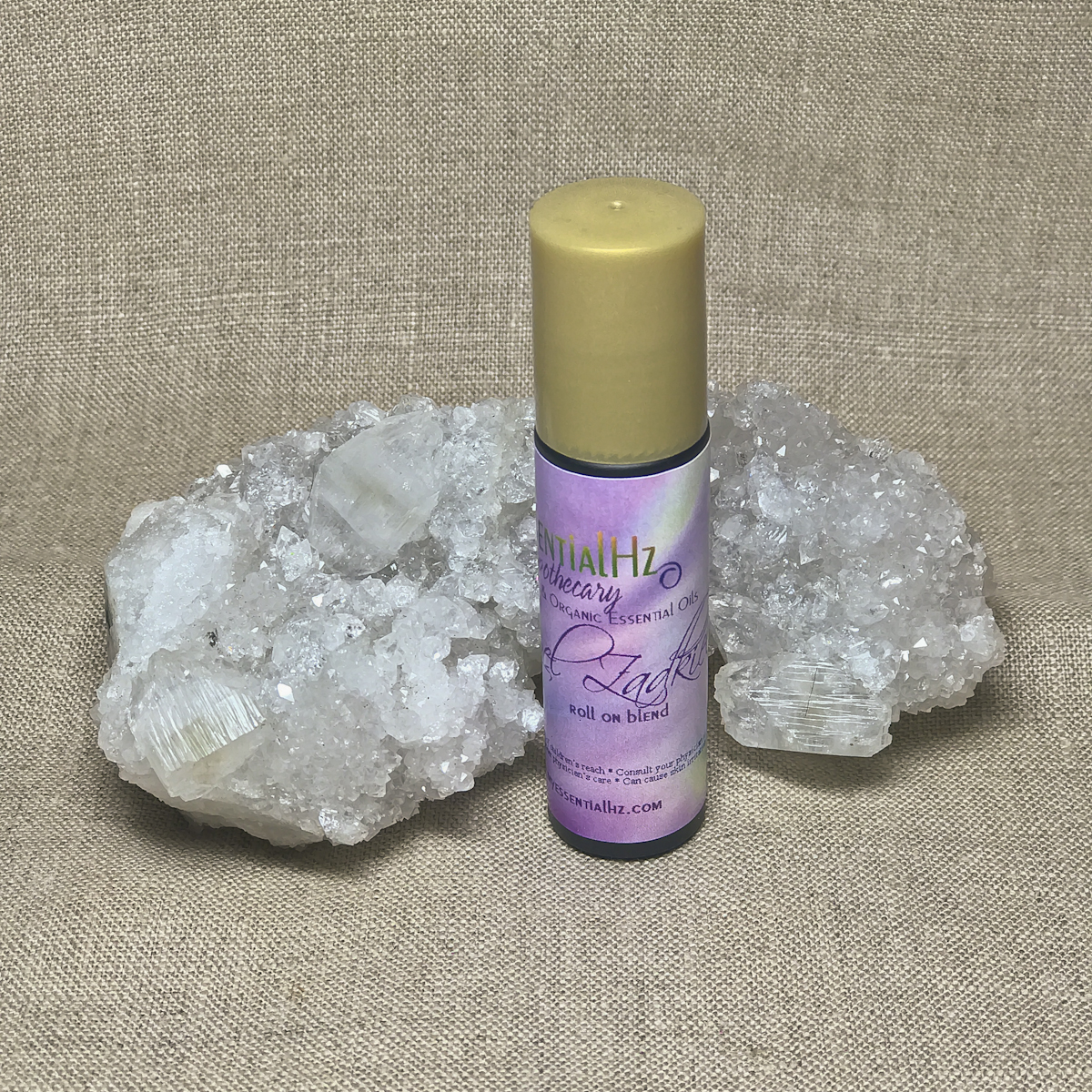 Archangel Zadkiel Roll On Essential Oil Blend