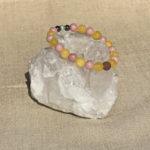 Solar Plexus Aromatherapy Crystal Bracelet