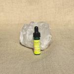 Solar Plexus Chakra Pure Essential Oil Blend for Lava Stone